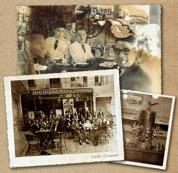 Foto 10 de Cocina riojana en Logroño | Restaurante Café Moderno
