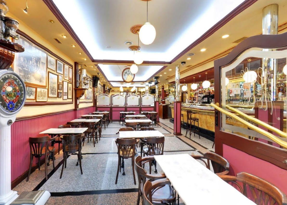 Foto 6 de Cocina riojana en Logroño | Restaurante Café Moderno