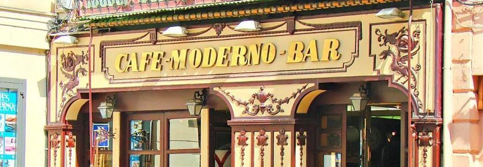 Restaurante en el centro de  Logroño | Cafe Moderno Bar