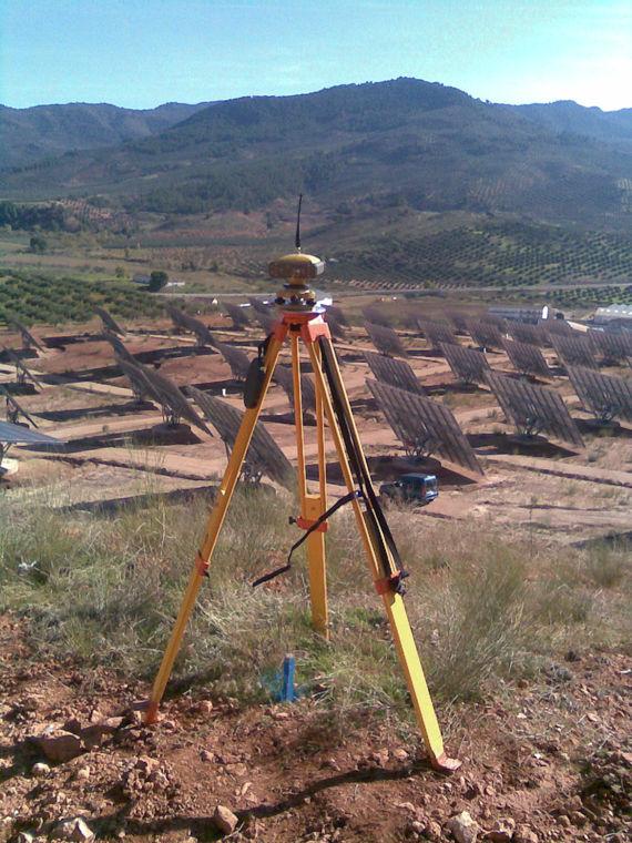 Foto 4 de Topografía y Cartografía en Collado Villalba | Tolmo Topografía