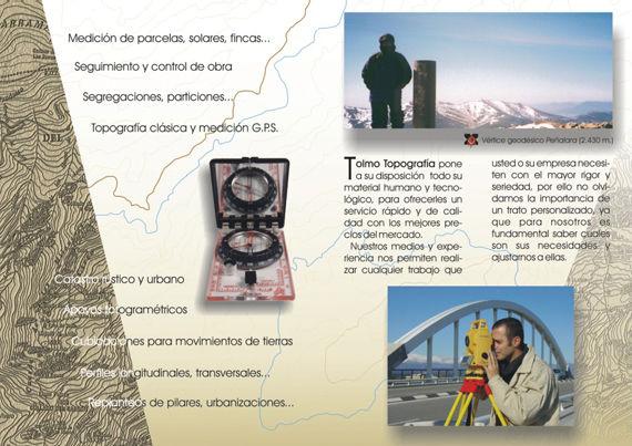 Foto 17 de Topografía y Cartografía en Collado Villalba | Tolmo Topografía