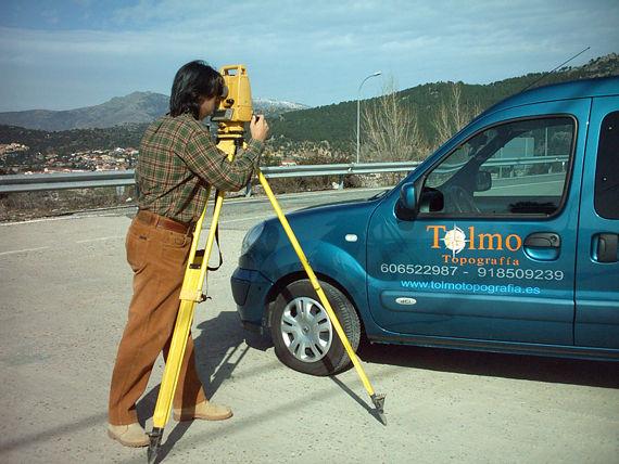 Foto 13 de Topografía y Cartografía en Collado Villalba | Tolmo Topografía