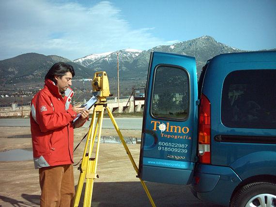 Foto 14 de Topografía y Cartografía en Collado Villalba | Tolmo Topografía