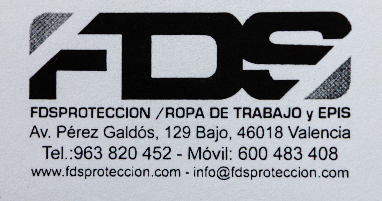 Foto 2 de Ropa de trabajo y Uniformes en Valencia | FDS Protección