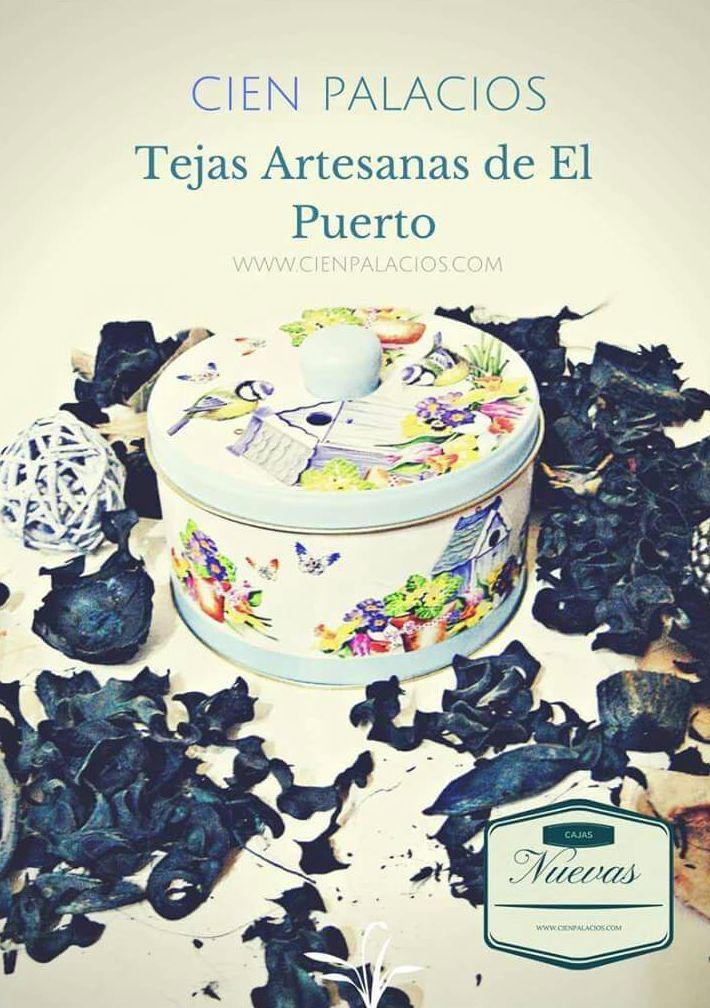 Tejas artesanas de El Puerto