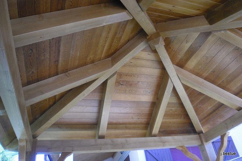 Cubiertas y tejados de madera