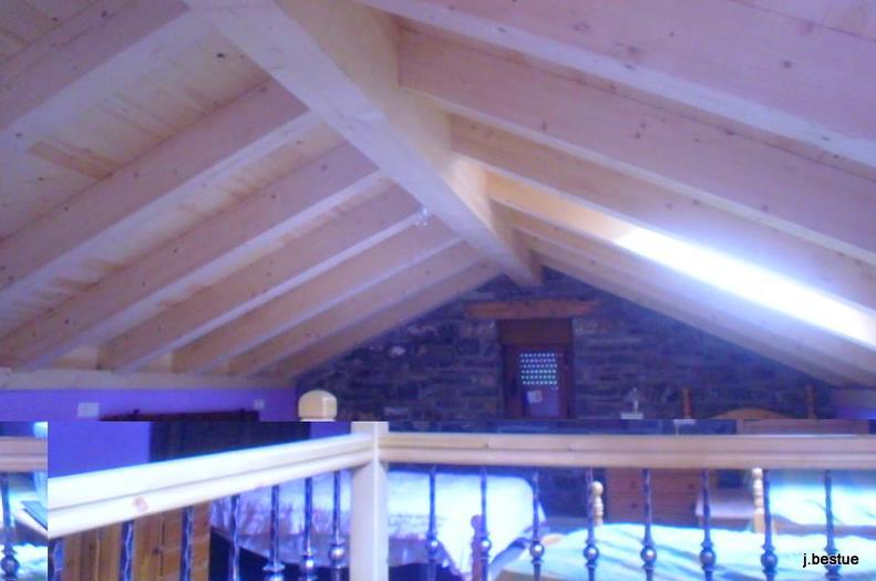 Tejados y cubiertas de madera