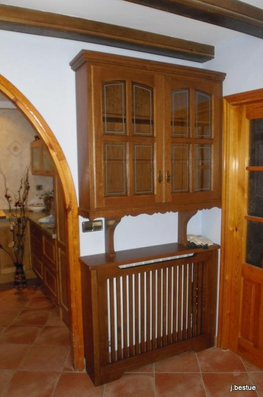 Fabricación de todo tipo de armarios en madera
