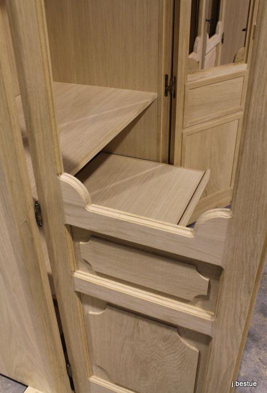 Fabricación de muebles en madera
