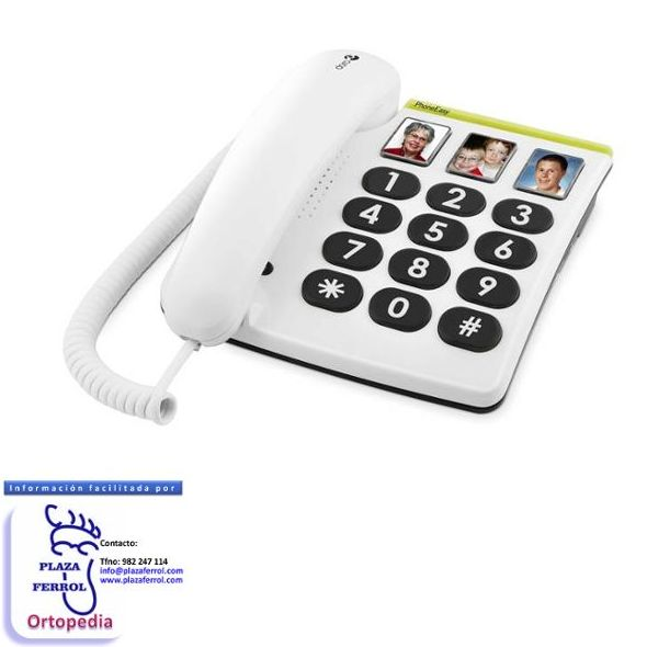 Teléfono Doro PhoneEasy® 331ph