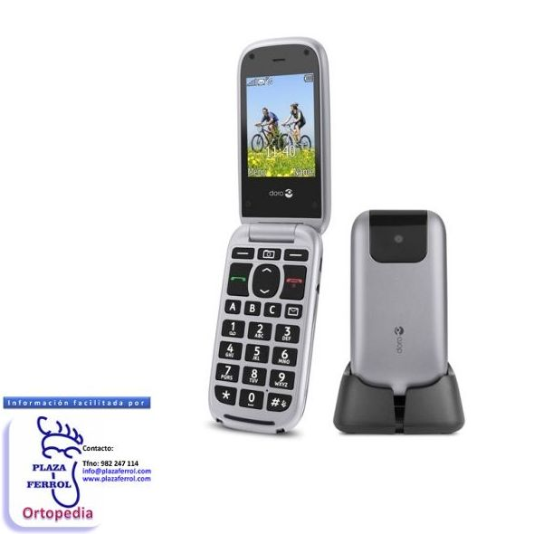 Teléfono Doro PhoneEasy® 613