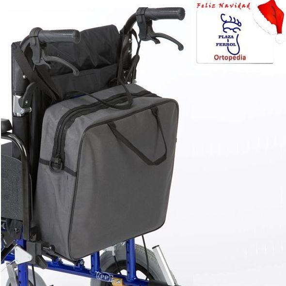 Bolsa para silla de ruedas cat logo de edensalus - Catalogo de sillas de ruedas ...
