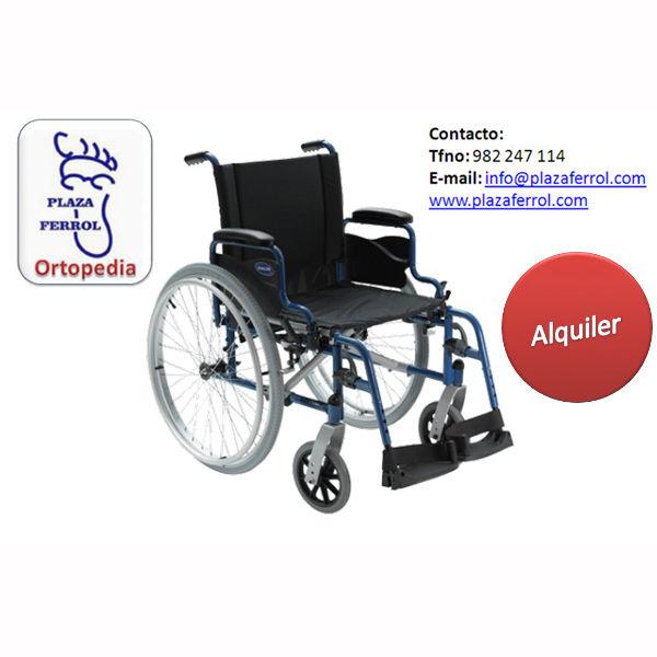 Alquiler silla de ruedas cat logo de edensalus - Alquiler silla de ruedas barcelona ...