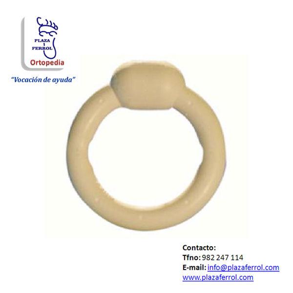 Pesario anillo con tirador