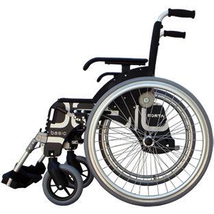 Silla de ruedas plegable con usuario sentado cat logo de - Catalogo de sillas de ruedas ...