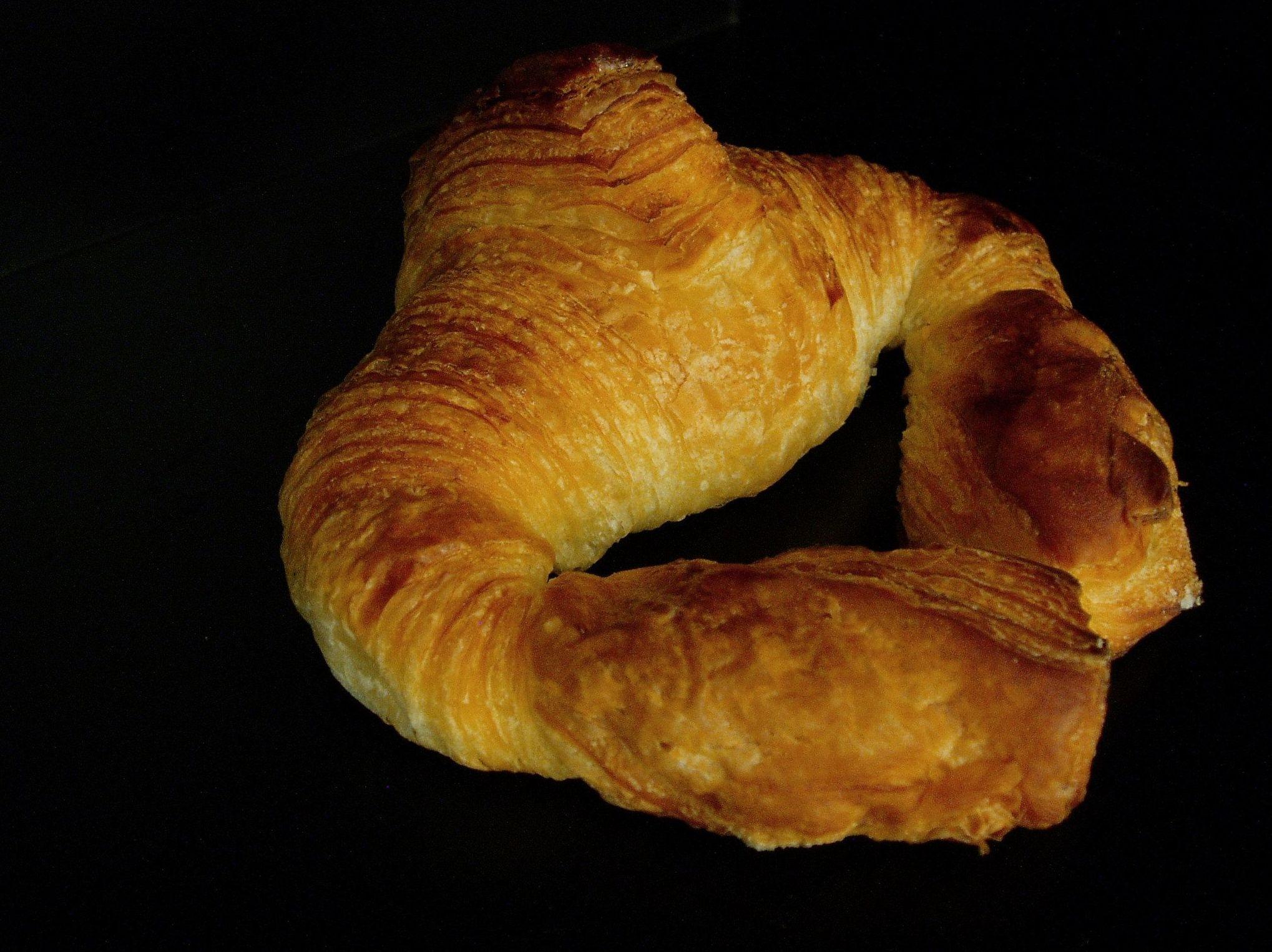 Croissant Recién hecho: Catálogo de Pastelería Oiartzun