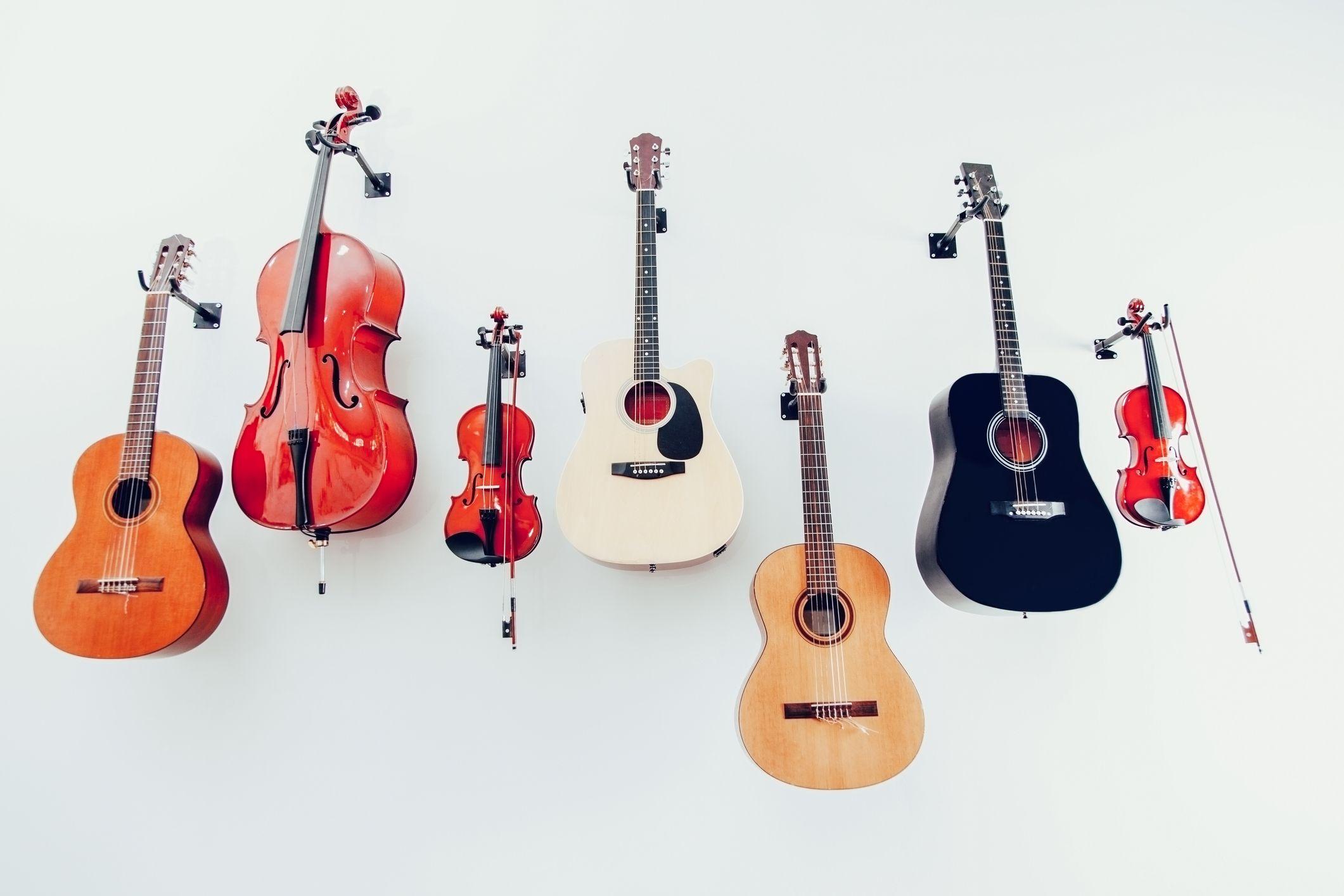Reparación de instrumentos y luthier