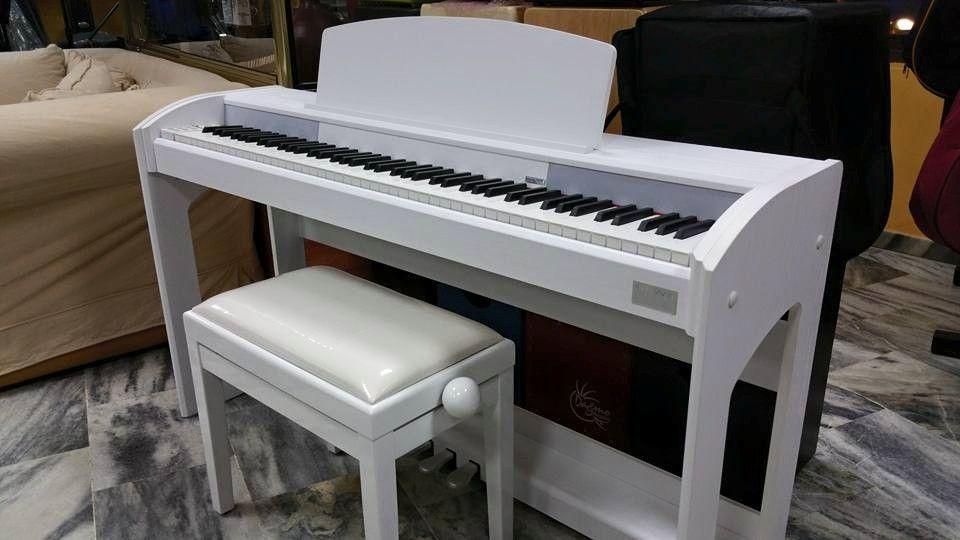 Todo en teclados y pianos
