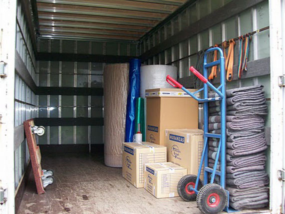 Foto 15 de Mudanzas y guardamuebles en Basauri | Mudanzas T.L.D.