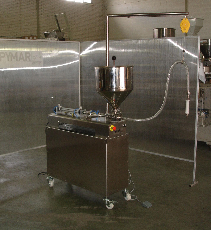 Dosificadora de líquidos y salsas: Catálogo de Maquinaria de Pymar
