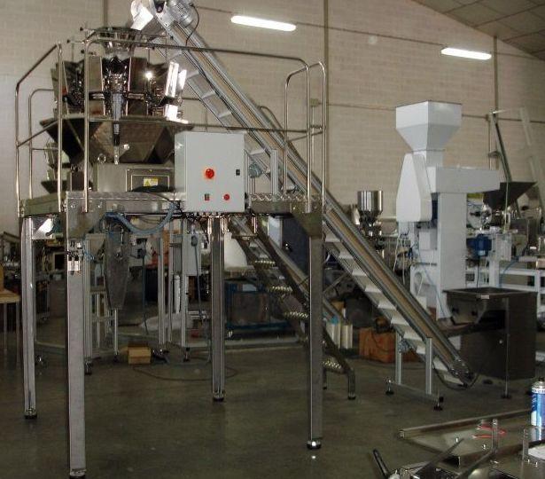 Multipesadora: Catálogo de Maquinaria de Pymar