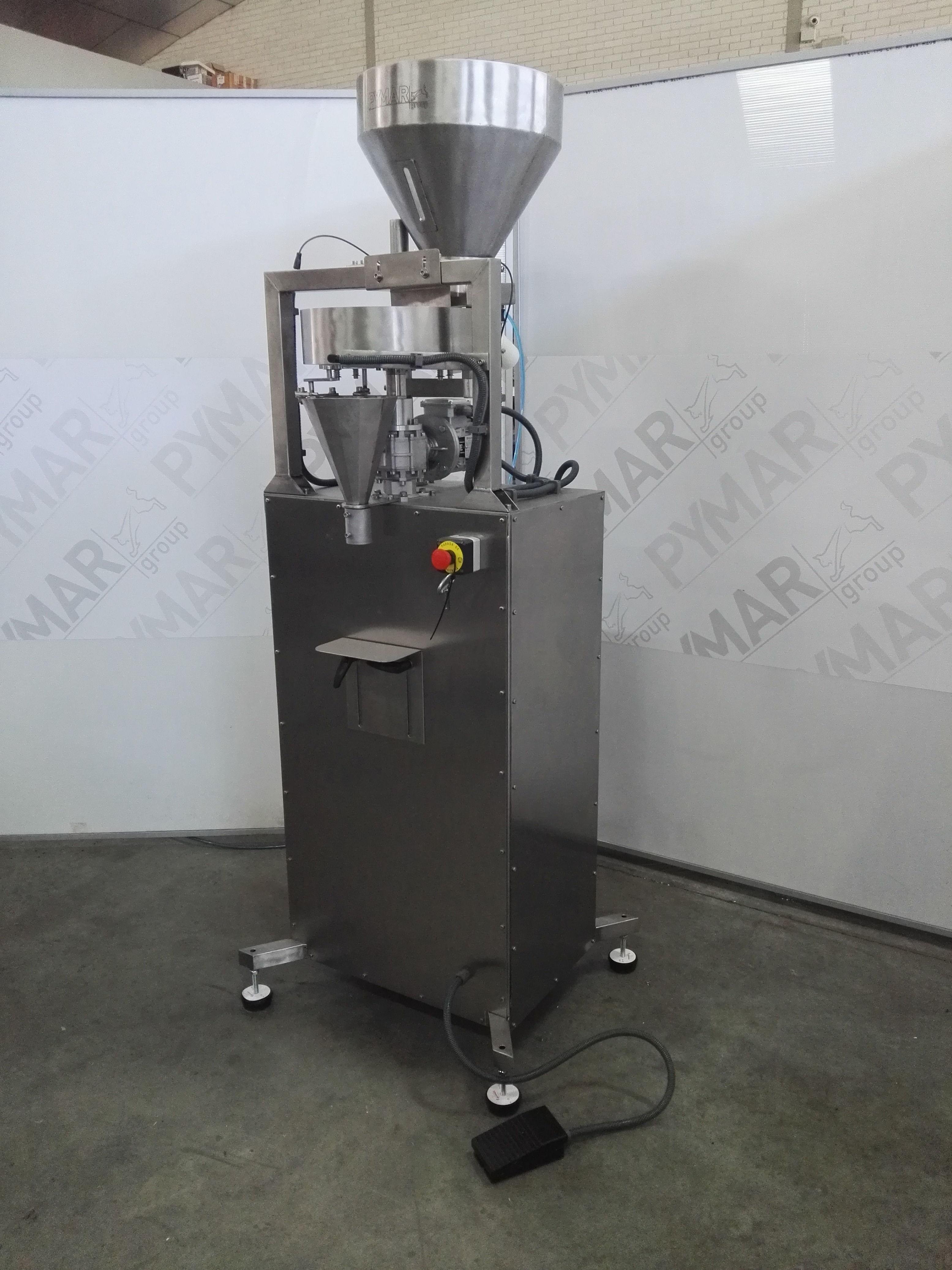 Dosificador a tazas para productos en polvo y granulados