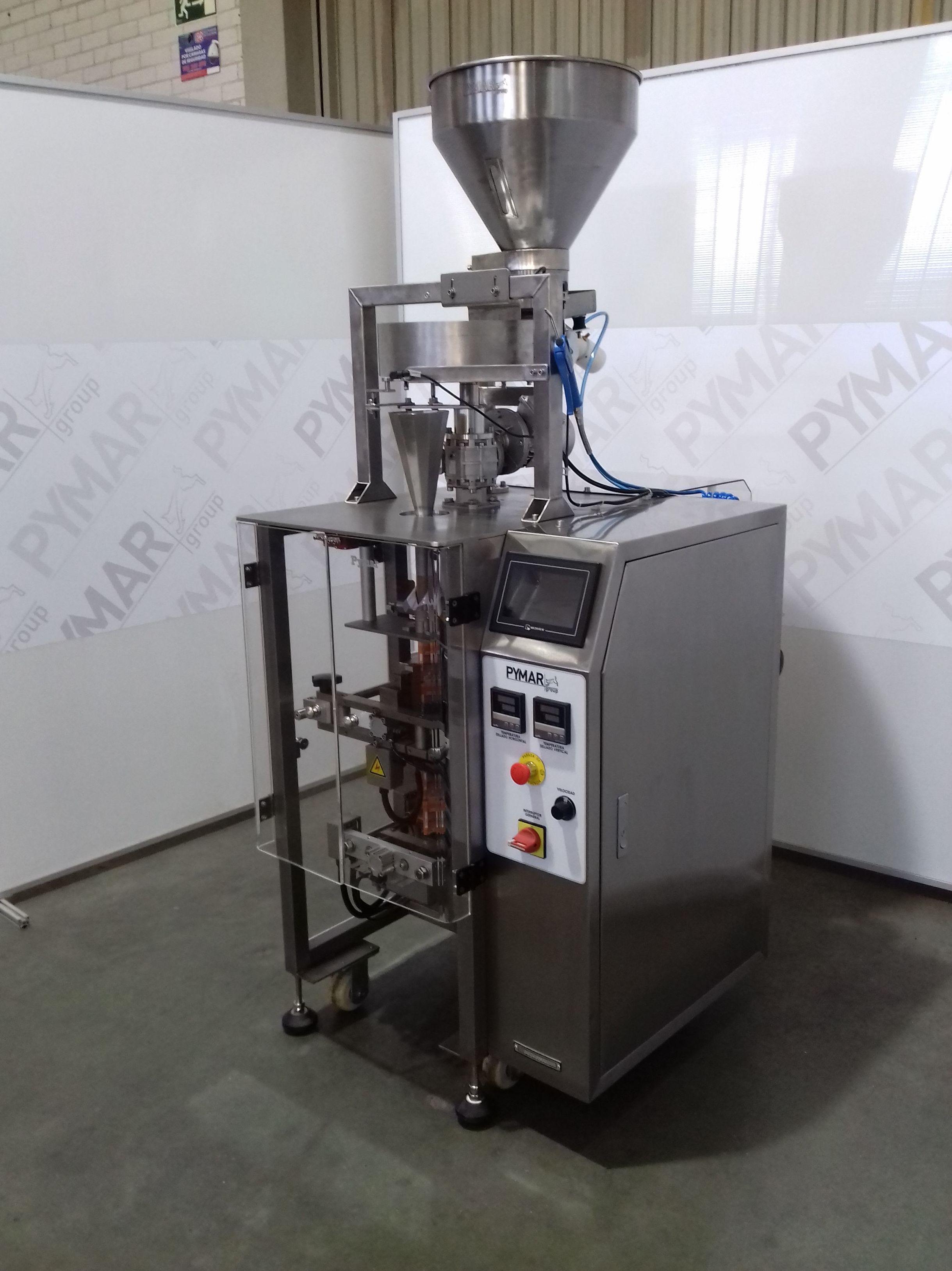 Envasadora automática vertical: Catálogo de Maquinaria de Pymar