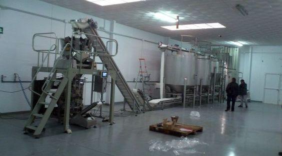 LINEA DE ENVASADO DE ARROZ: Catálogo de Maquinaria de Pymar