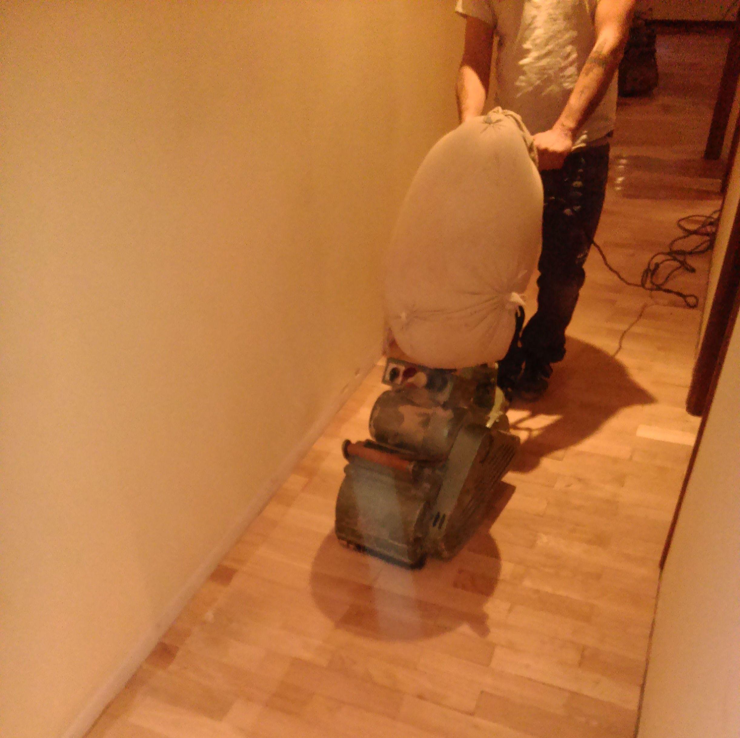 Restauranción de suelos en Ourense