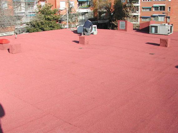Foto 2 de Cubiertas y tejados en Madrid | Obras y Tejados J. Carrillo