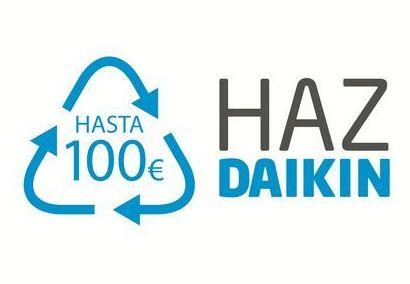 Haz Daikin y gana hasta 100 €.