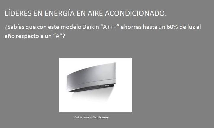 Venta de aire acondicionado Daikin en Mirasierra
