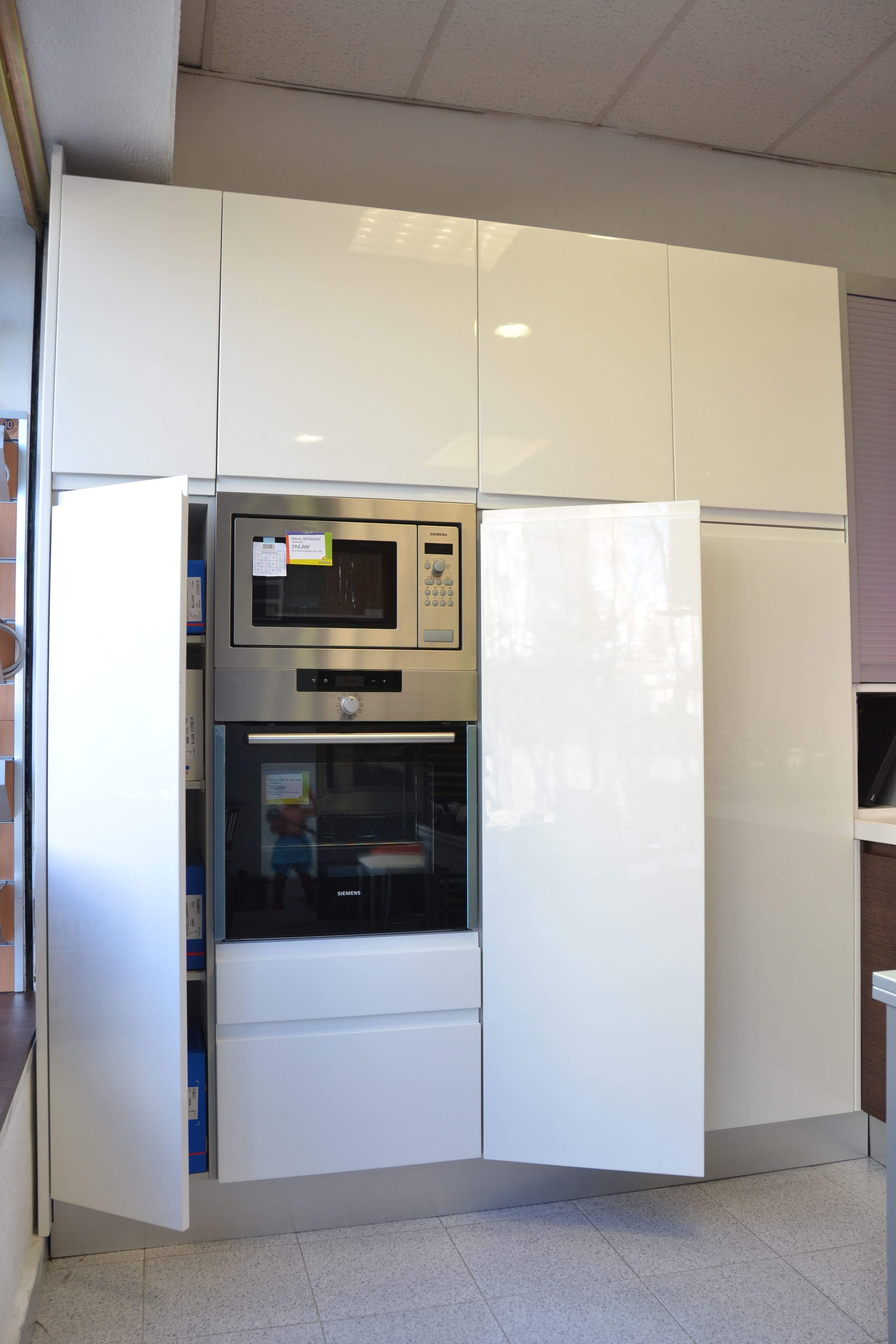 Foto 23 de Muebles de baño y cocina en Madrid | Pascual Electrodomésticos, S.L.