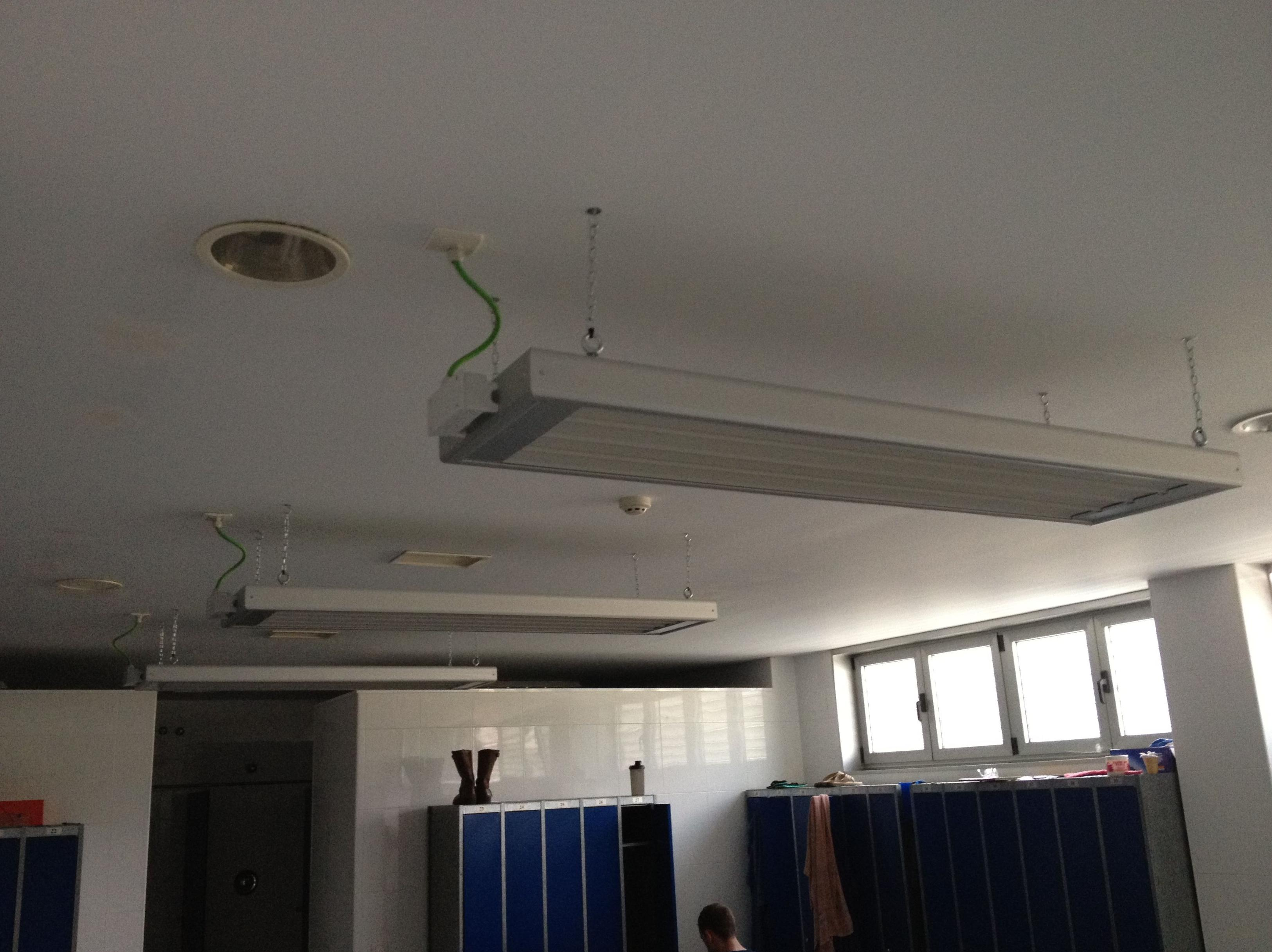 instalación calefacción eléctrica