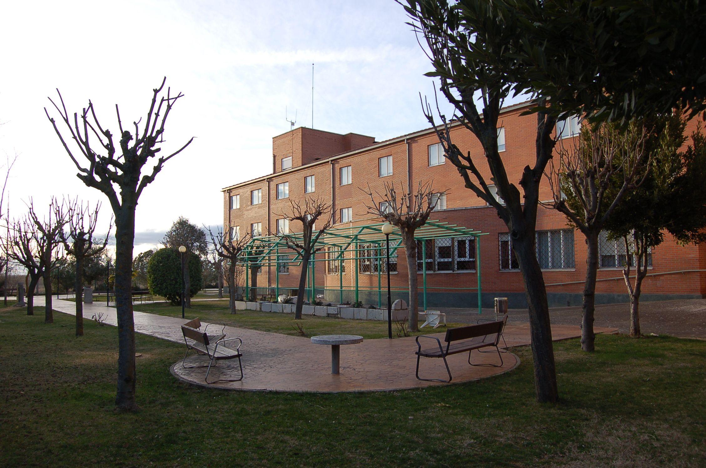 Centro de ancianos en León