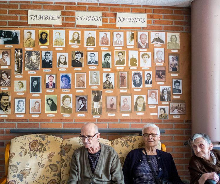 Centro de asistencia a mayores en León