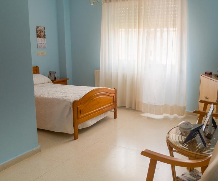 Residencia geriátrica en León.