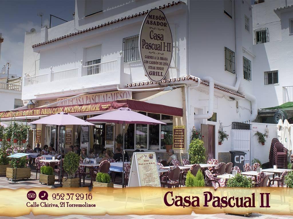 Tono Terraza : Terraza: carta de restaurante casa pascual
