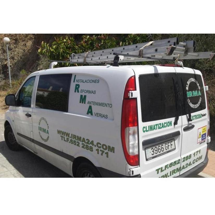 Reparaciones: Servicios de Irma Electricidad y Climatización