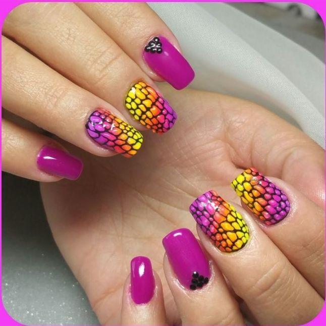 Piercings en las uñas