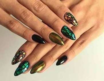 Tendencias 2017 Nail Art
