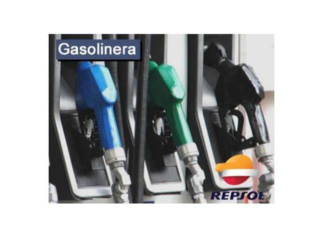 Gasolinera: Servicios de Maypa