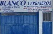 Urgencias: Servicios de Blanco Cerrajeros
