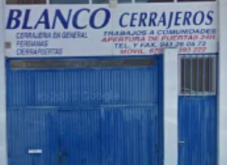 Foto 1 de Cerrajería en Logroño | Blanco Cerrajeros