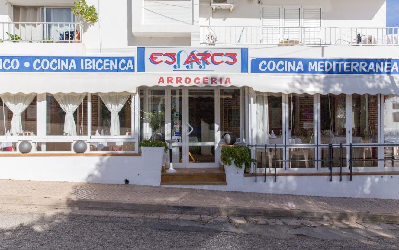 Restaurante arrocería en Ibiza
