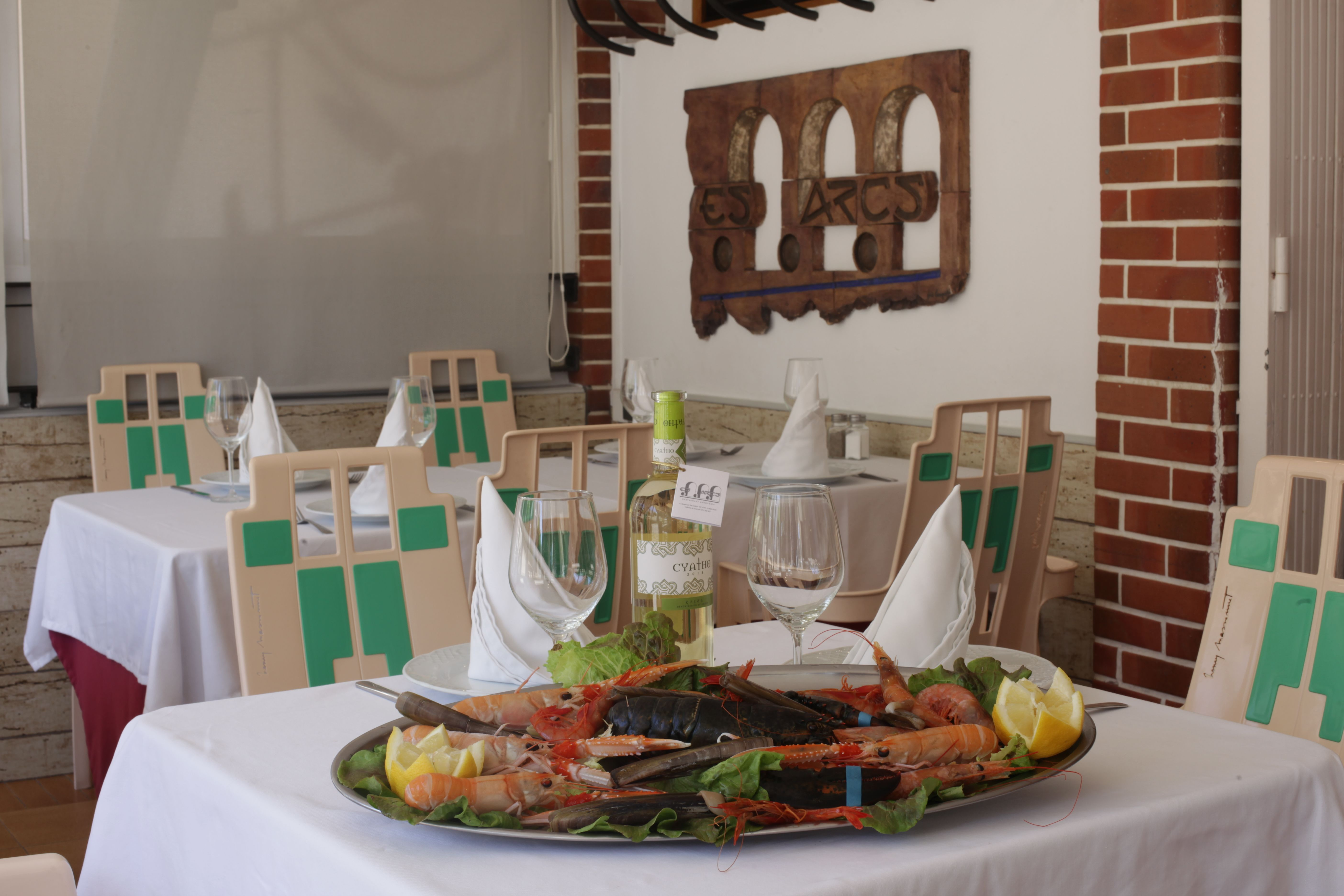 Foto 4 de Restaurante arrocería en    Restaurante Arrocería Es Arcs