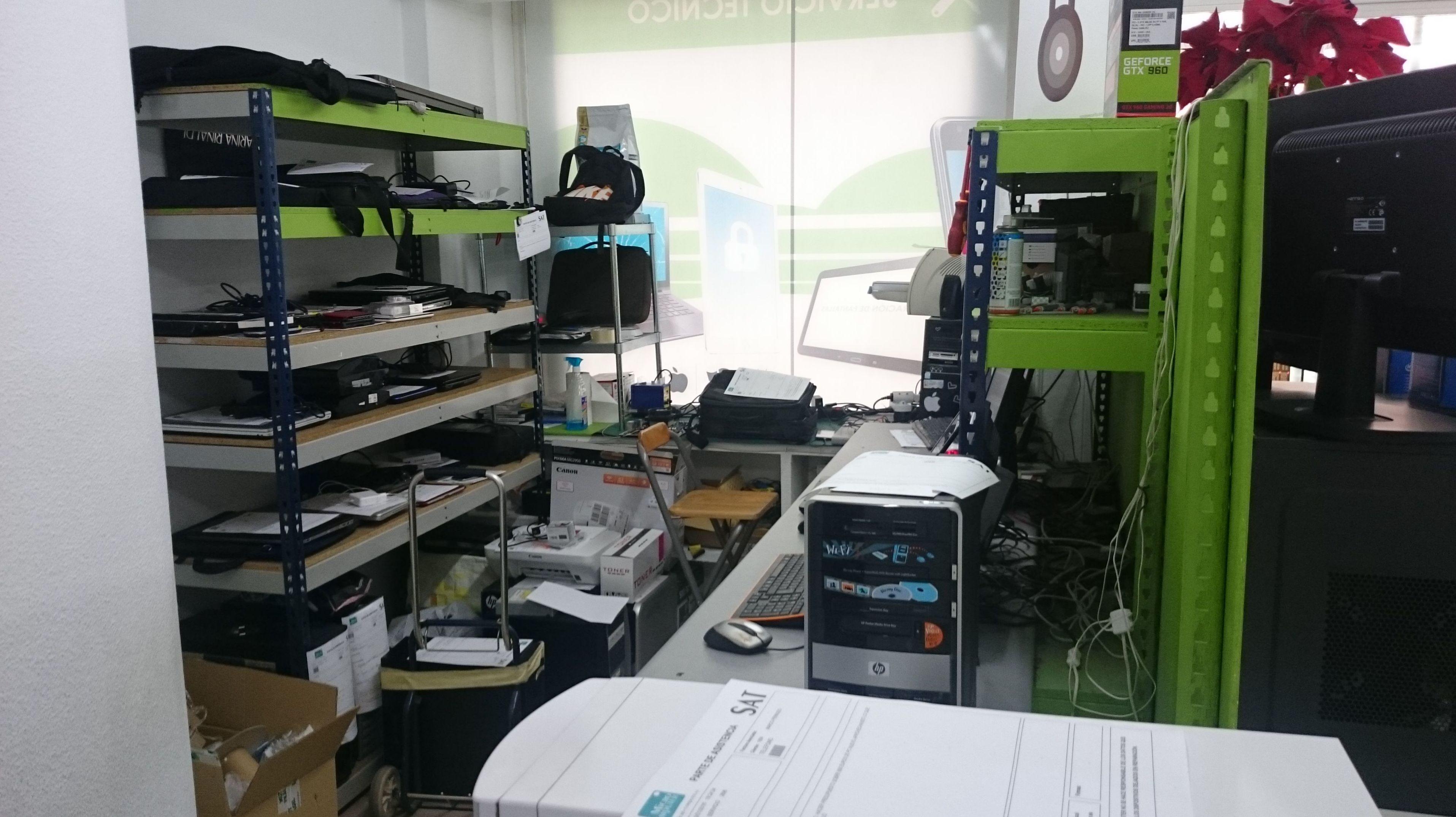 Foto 12 de Servicios informáticos en Madrid | Micro Computer
