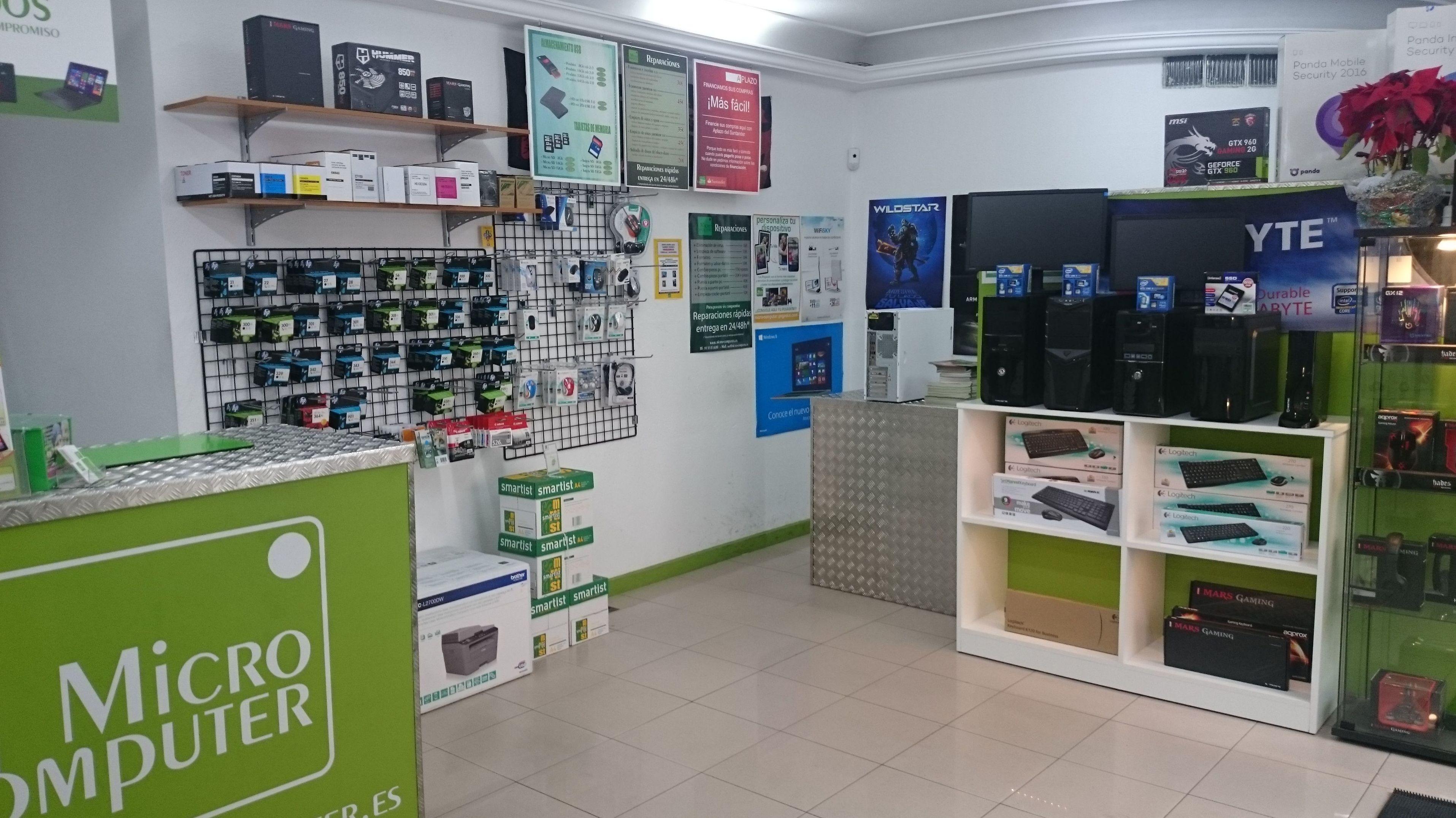 Foto 13 de Servicios informáticos en Madrid | Micro Computer