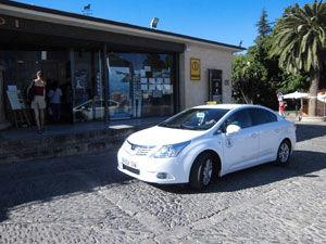 Servicio de taxi  profesional, cercano y rápido