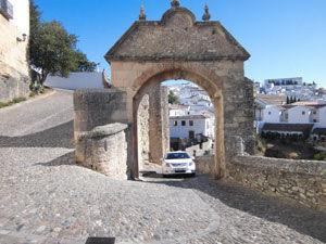 Servicio de taxi en Ronda